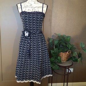 Host Pick 💕 Spaghetti Strap Eyelet Summer Dress
